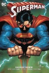 DC - Superman Savage Dawn TPB