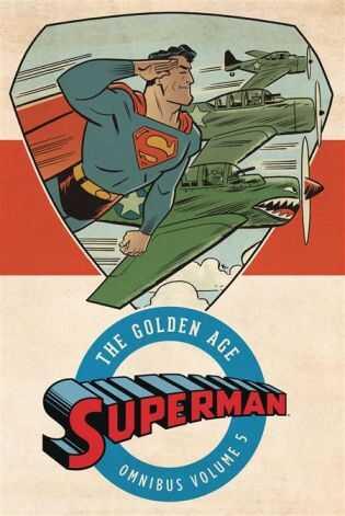 DC - Superman The Golden Age Omnibus Vol 5 HC