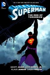 DC - Superman The Men Of Tomorrow TPB