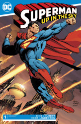 DC - Superman Up In The Sky # 1