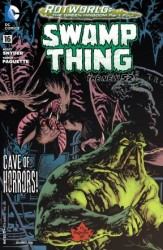 DC - Swamp Thing (New 52) # 16