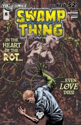 DC - Swamp Thing (New 52) # 6