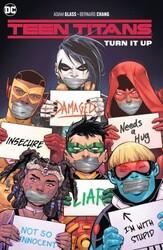 DC - Teen Titans Vol 2 Turn It Up TPB
