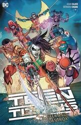 DC - Teen Titans Vol 3 Seek And Destroy TPB