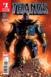 Marvel - Thanos (2016) # 1