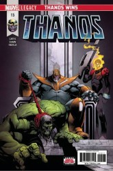 Marvel - Thanos (2016) # 15