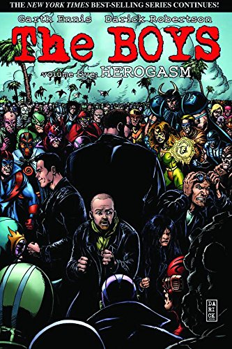 Dynamite - Boys Vol 5 Herogasm TPB