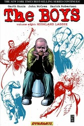 Dynamite - Boys Vol 8 Highland Laddie TPB