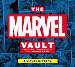 Titan Comics - Marvel Vault A Visual History HC