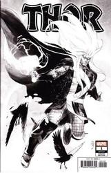 Marvel - Thor (2020) # 1 Klein Party Sketch Variant