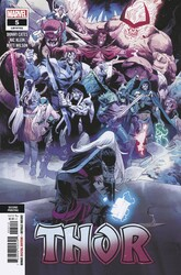 Marvel - Thor (2020) # 5 2nd Ptg