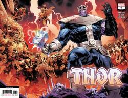 Marvel - Thor (2020) # 6 2nd Ptg