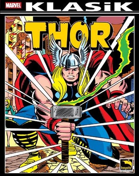 Büyülü Çizgi Roman - Thor Klasik Cilt 5