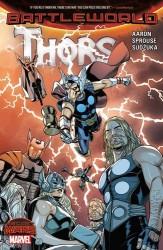 Marvel - Thors Battleworld TPB