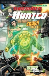 DC - Threshold Presents Hunted # 6