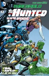 DC - Threshold Presents Hunted # 7