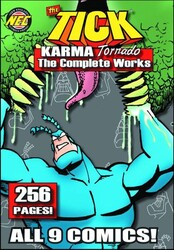 Diğer - Tick Karma Tornado Complete Works TPB