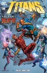 DC - Titans (2008) # 38