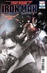 Marvel - Tony Stark Iron Man # 1 Premier Variant
