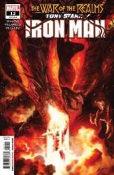 Marvel - Tony Stark Iron Man # 12