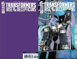 IDW - Transformers # 19 Convention Exclusive Variant