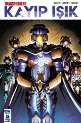 Presstij - Transformers Kayıp Işık Sayı 5 A Kapak