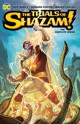 - The Trials of Shazam! TPB
