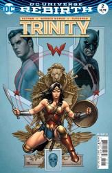 DC - Trinity # 2 Variant