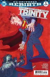 DC - Trinity # 6 Variant