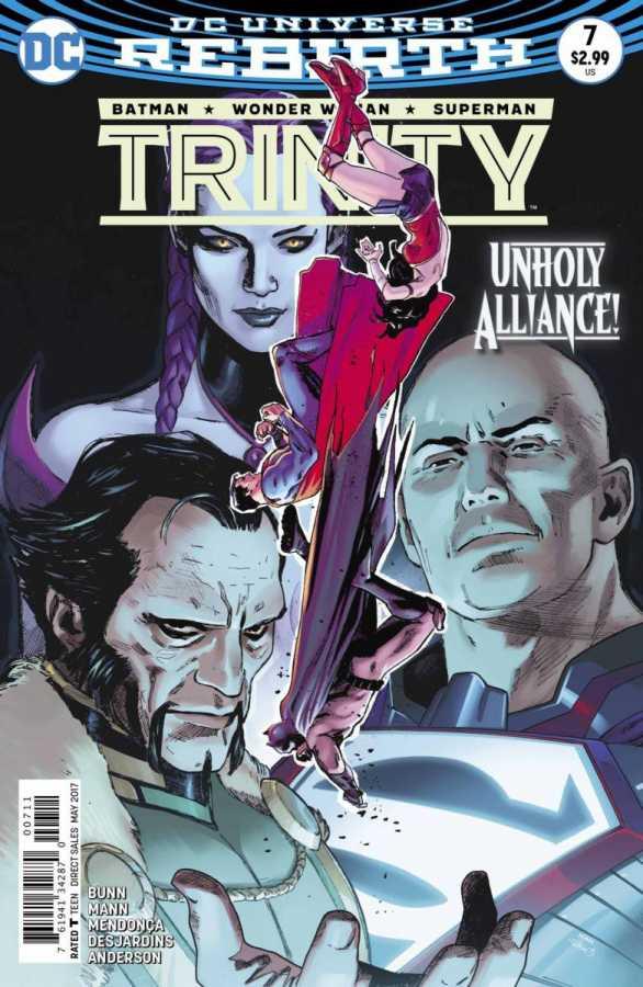 DC - Trinity # 7