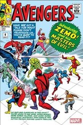 Marvel - True Believers Criminally Insane Masters Of Evil # 1