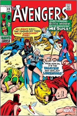 Marvel - True Believers King In Black Valkyrie # 1
