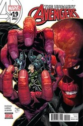 Marvel - Uncanny Avengers # 19