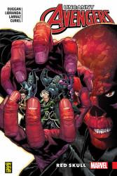 Gerekli Şeyler - Uncanny Avengers Birlik Cilt 4 Red Skull