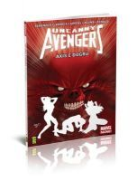 Uncanny Avengers Cilt 5 Axis'e Doğru