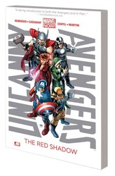 Marvel - Uncanny Avengers Vol 1 Red Shadow TPB