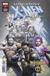 Marvel - Uncanny X-Men (2018) # 1 Premier Variant