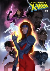 Marvel - Uncanny X-Men (2018) # 1 Djurdjevic Variant