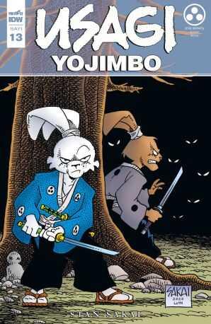 Presstij - Usagi Yojimbo Sayı 13