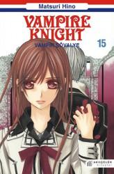 Akılçelen - Vampire Knight - Vampir Şövalye Cilt 15