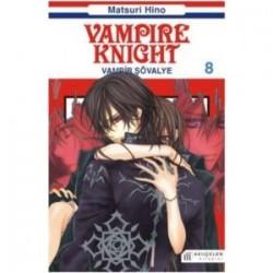 Akılçelen - Vampire Knight - Vampir Şövalye Cilt 8