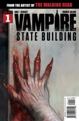 Diğer - Vampire State Building # 1 Cover A Adlard