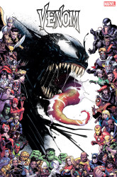 Marvel - Venom (2018) # 17 Garbett 80th Frame Variant