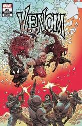 Marvel - Venom (2018) # 25 1:25 Stokoe Variant