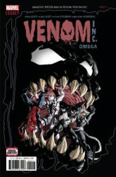 Marvel - Amazing Spider-Man Venom Inc Omega # 1