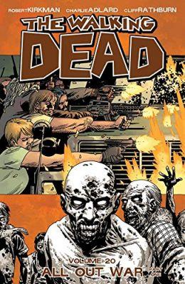 Walking Dead Vol 20 All Out War Part 1