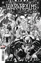 Marvel - War Of Realms # 4 1:200 Art Adams Variant
