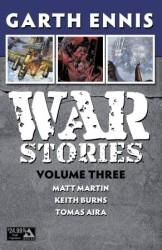 Avatar - War Stories Vol 3 TPB