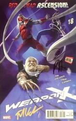 Marvel - Weapon X # 18 Greg Pak, Fred Van Lente, Yıldıray Çınar İmzalı Sertifikalı