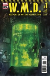 Marvel - Weapons Of Mutant Destruction # 1